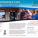 Independence Coin