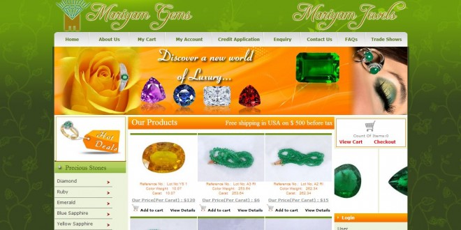 Mariyam Jewels Usa Inc