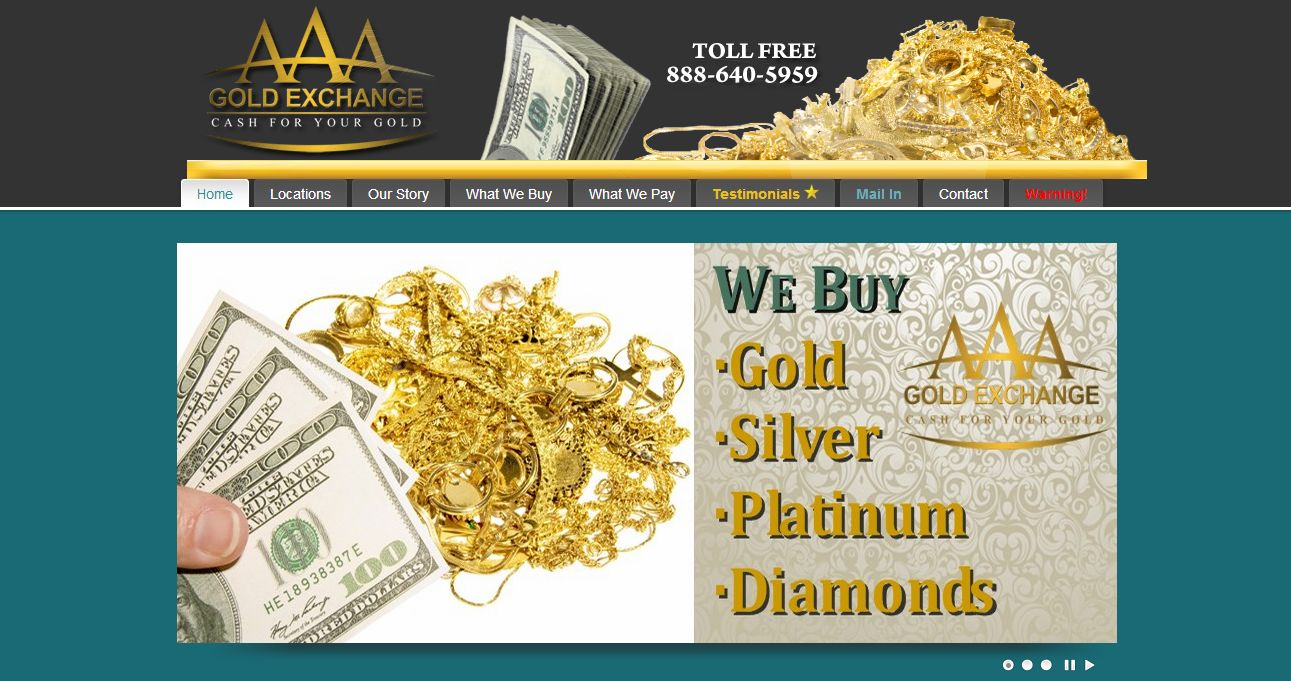 Aaa gold exchange phoenix az for Coin and jewelry exchange pleasant hill
