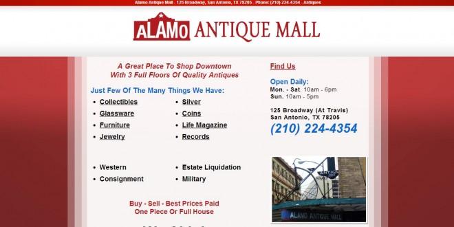 Alamo Antique Mall San Antonio Tx Coinshops Org