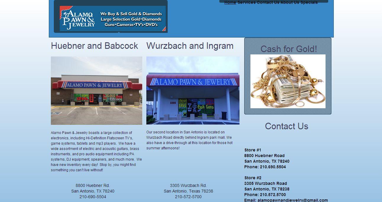 Alamo Pawn Amp Jewelry San Antonio Tx Coinshops Org