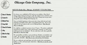 chicago coin company
