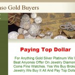 El Paso Gold Buyers El Paso, TX