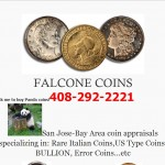 Falcone Coins San Jose, CA