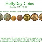 HollyDay Coins Charlotte, NC