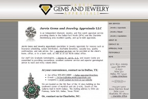 Jarvis Gems and Jewelry Appraisals Dallas, TX