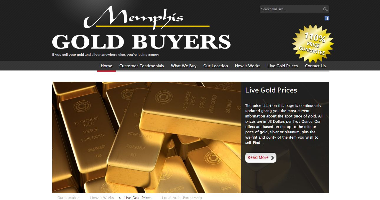 Memphis gold buyers memphis tn for Coin and jewelry exchange pleasant hill