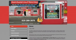 music rental
