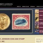 Robert R. Johnson Coin & Stamp Company San Francisco, CA