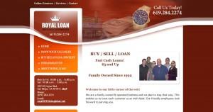 royal loan