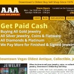 AAA Coin and Jewelry Las Vegas, NV