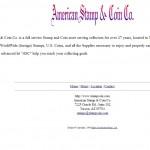 American Stamp & Coin Co Tucson, AZ