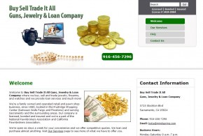Buy Sell Trade It All Guns Jewelry & Loan Company Sacramento, CA