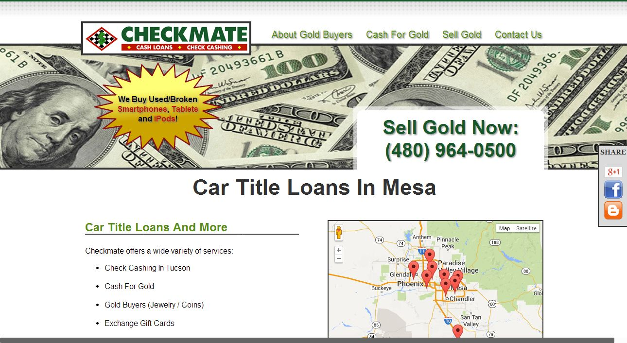 Checkmate mesa az for Jewelry stores mesa az