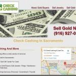 ES Check Cashing Sacramento, CA