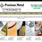 Precious Metal Converter Denver, CO