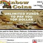 Rainbow Coins Las Vegas, NV