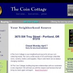 The Coin Cottage Portland, OR