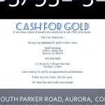 Gold Exchange Aurora, CO