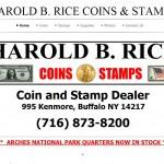 Harold B Rice Buffalo, NY