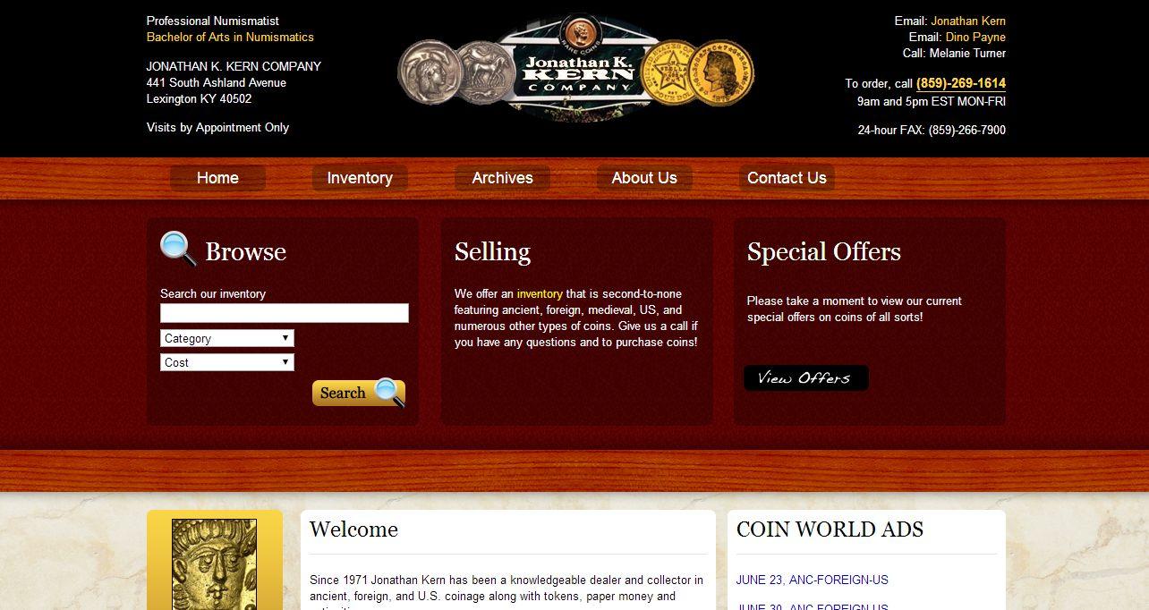 stockton coin shop