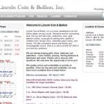 Lincoln Coin & Bullion Inc Lincoln, NE