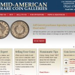 Mid-American Rare Coin Galleries Lexington, KY