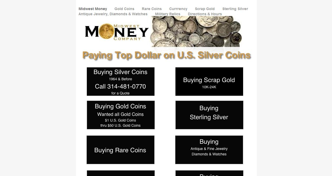 midwest money company saint louis  mo