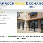 Caprock Gold Exchange Lubbock, TX