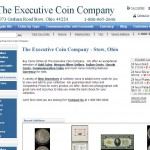 The Executive Coin Company Akron, OH