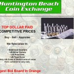 Huntington Beach Coin Exchange Huntington Beach, CA