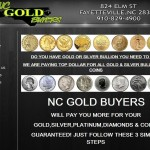 NC Gold Buyers Fayetteville, NC