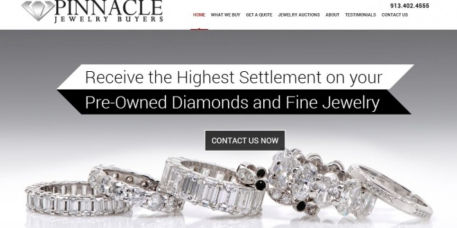 Pinnacle Jewelry Buyers Overland Park, KS | CoinShops.org