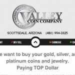Valley Coin Company Scottsdale, AZ