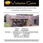 Victoria Coins Scottsdale, AZ