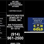 Westchester Jewelry & Coins Yonkers, NY