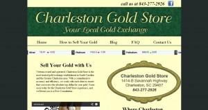 Charleston Gold Store