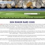 Don Rinkor Rare Coins Santa Rosa, CA