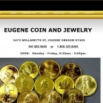 Eugene Coin and Jewelry Eugene, OR