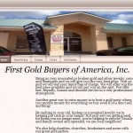 First Gold Buyers Of America Cape Coral, FL