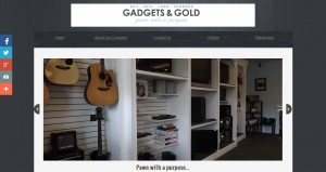 Gadgets and Gold
