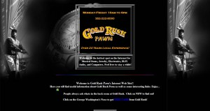 Gold Rush Pawn