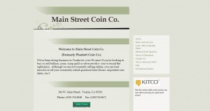 Main Street Coin