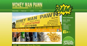 Money Man Pawn