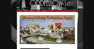 Oddfellow's Fine Book & Collectibles