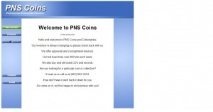 PNS Coins and Collectables
