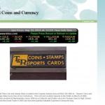 T & R Coins