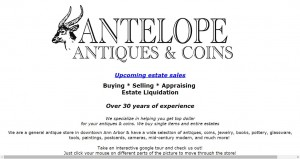 Antelope Antiques & Coins