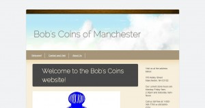 Bob's Coins of Manchester