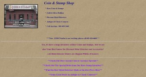 Coin & Stamp Shop